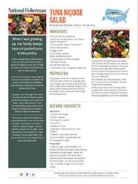 14 Nicoise Salad