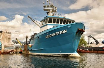 Destination report: Sinking likely result of freezing spray, fatigue