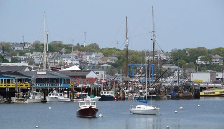 The Boston Globe reported in April that in Gloucester, Mass., an estimated six fishermen have overdosed at the docks in the last three years. Creative Commons photo by Flickr user Doug Kerr.