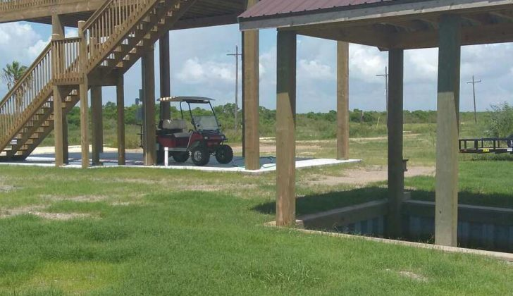 (2) Waterfront lots available, Galveston TX
