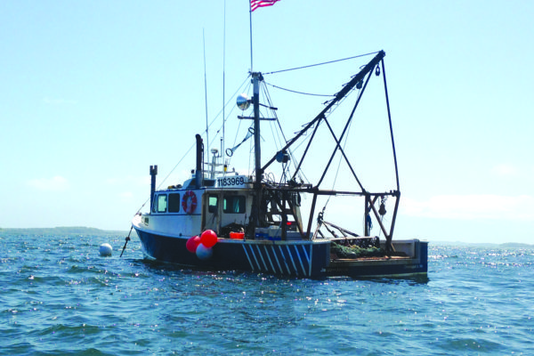 Boat of the Month February 2018: Jacob and Joshua
