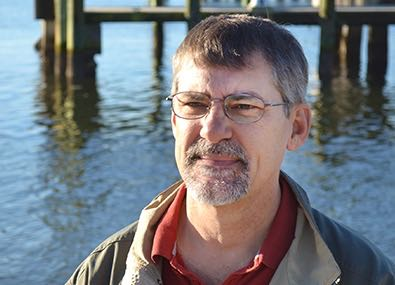 Steve Murphey, director of the North Carolina Division of Marine Fisheries.