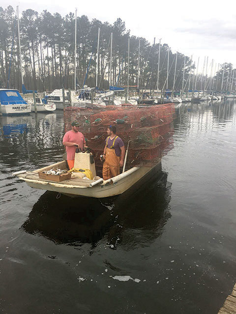 Boat of the Month April 2018: A 19-foot Carolina skiff