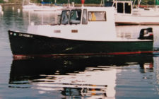 24' Beal Style Lobster Boat