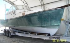 32′ 1976 Wasque- Rare Flush Deck- Like New Condition!