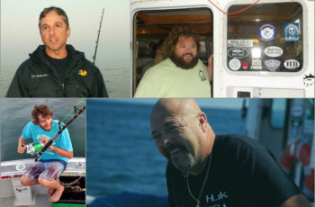 Wicked on and off the water: What makes a tuna captain's motor run?