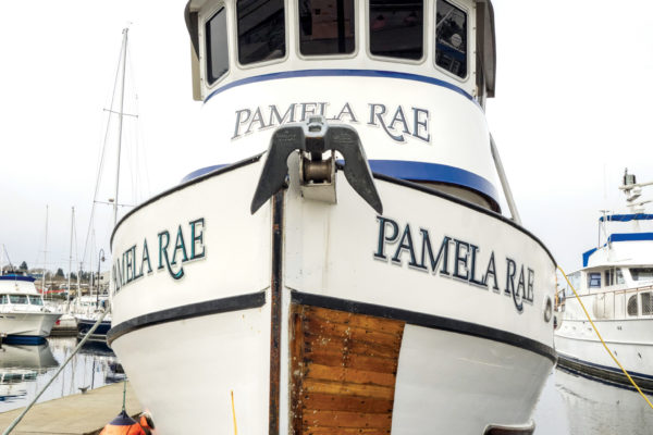 Boat of the Month June 2018: Pamela Rae