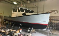 Totally Restored, One of a kind- 33' Lobster Hull