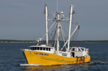 At-sea attack: Scallop crewman charged with murder
