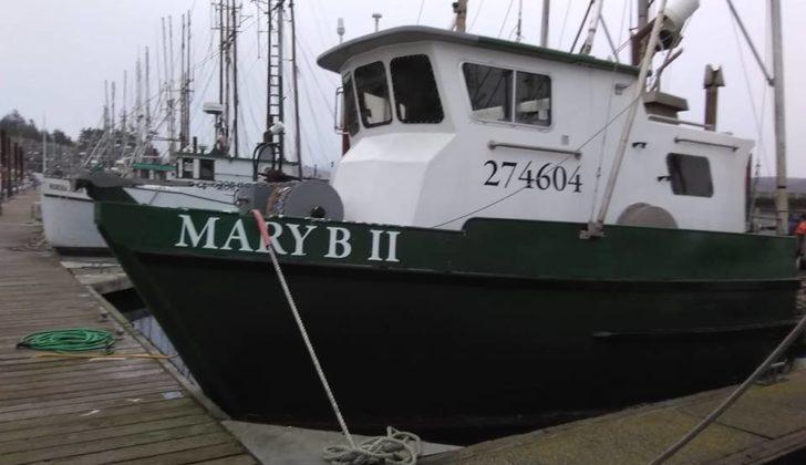 Mary B II