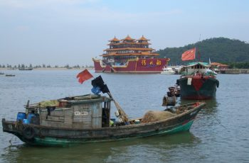 New index ranks China as most vulnerable to IUU fishing