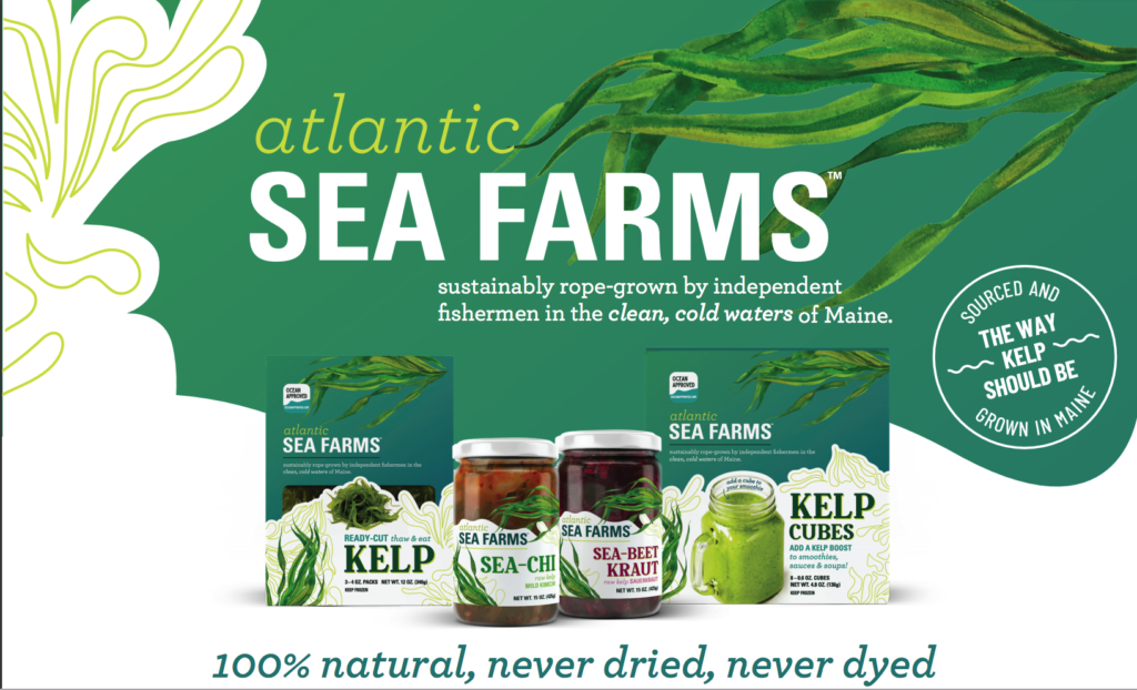 Atlantic Sea Farms New Products