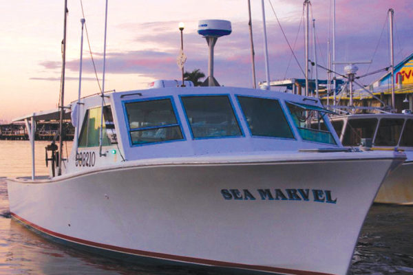 Boat of the Month April 2019: Sea Marvel