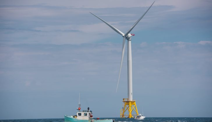 Wind farm cables cause headaches in Rhode Island