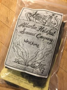 Dried Wakame
