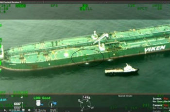 NTSB: Mates share blame for scalloper, tanker collision
