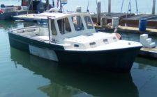 31′ JC East Coast Lobster Boat