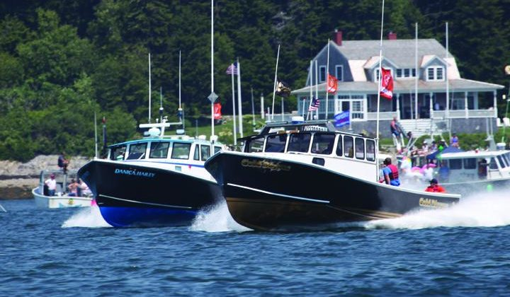 July Lobster Boat Races Wrap Up At Harpswell National Fisherman