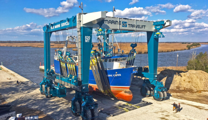 Yank Marine's New Jersey yards up for sale | National Fisherman