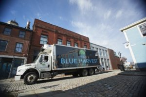 The addition of former Carlos Rafael vessels and permits will increase volume at Blue Harvest's New Bedford plant and add about 75 jobs, the company says. Blue Harvest photo.