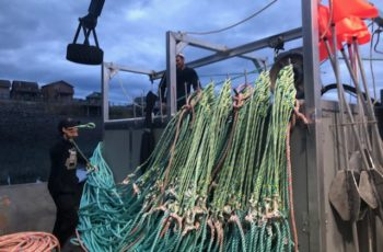 Keep fishermen fishing: Food producers are essential to our health and survival